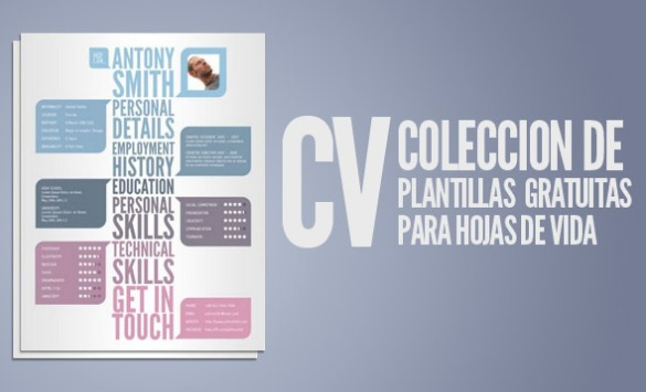 Plantillas CV descargables