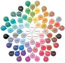 color wheel tipos