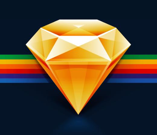 Diamante sketch