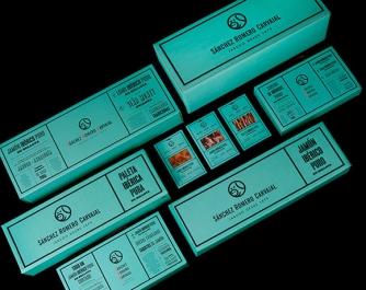 BRONCE. Agencia Morillas Brand Design.
