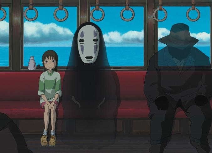 El viaje de Chihiro ©Estudio Ghibli