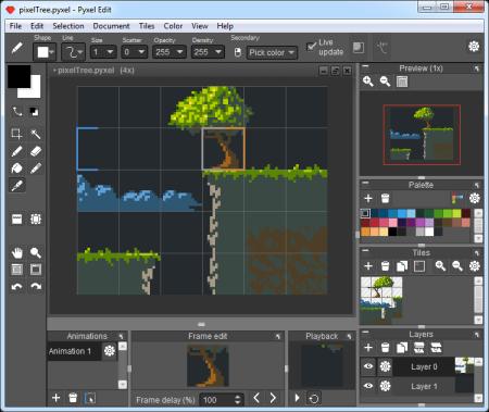 interface pyxel edit