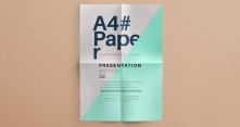 001-a4-letter-paper-brand-presentation-overhead-view-mockup-vol-2