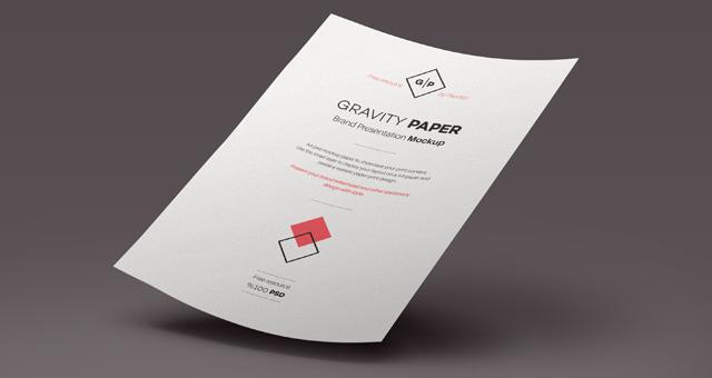 001-gravity-A4-paper-presentation-mockup-brand-psd