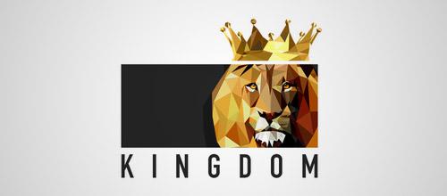 13-lion-low-poly-logo